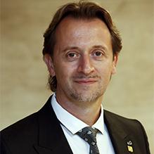 HCF World Vice President