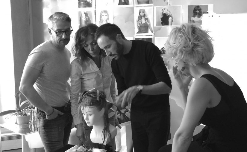 BACKSTAGE ATELIER CREATION